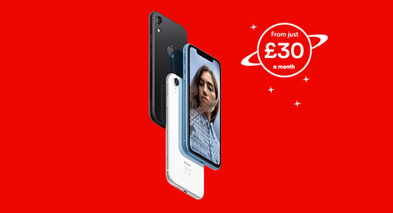 Get the new Samsung Galaxy S10 with 100GB of data for just £36 a month