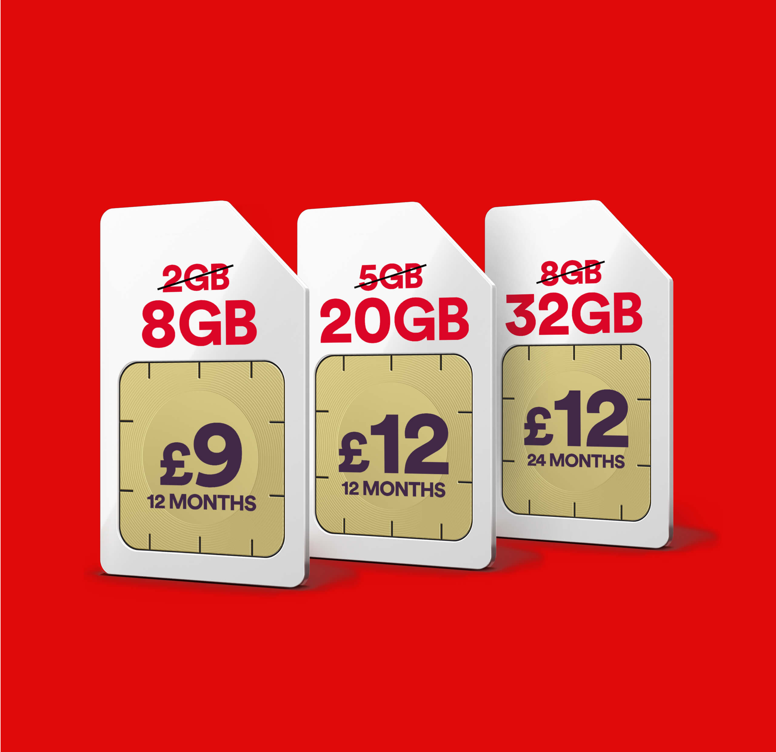Unlimited SIM flash sale