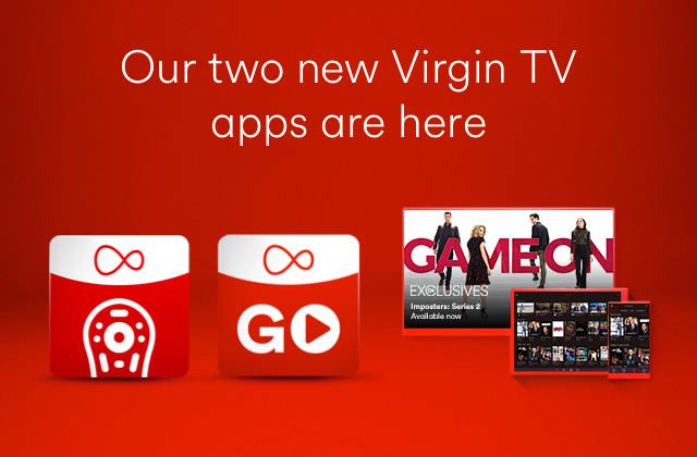 Virgin TV Apps | Watch, Control & Record TV | Virgin Media | Virgin