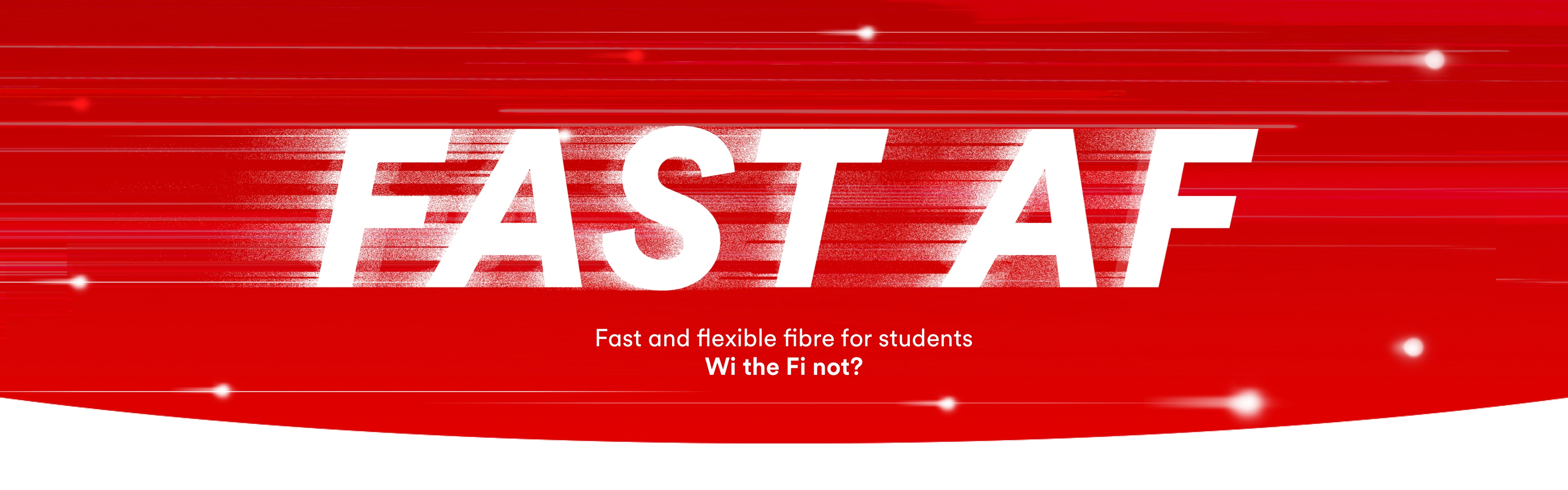 Student exclusive broadband offers