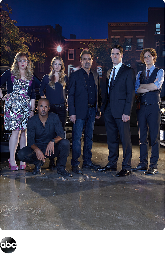 Criminal Minds S1-11