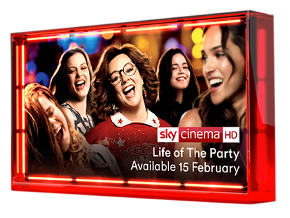 Sky Cinema HD with Full House Movies