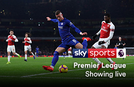Learn about sports on Virgin TV