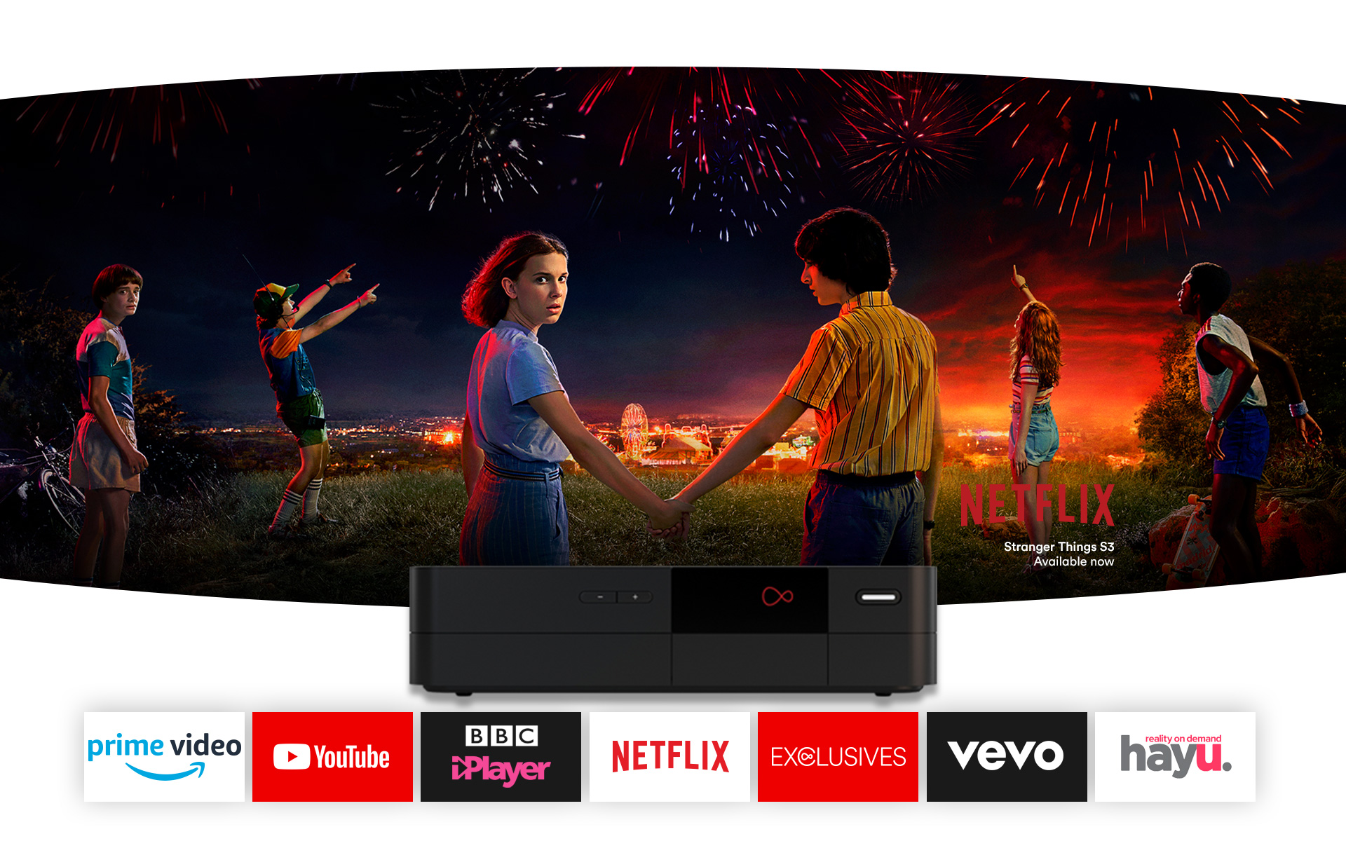 TV On Demand | What Can I Watch? | Virgin Media