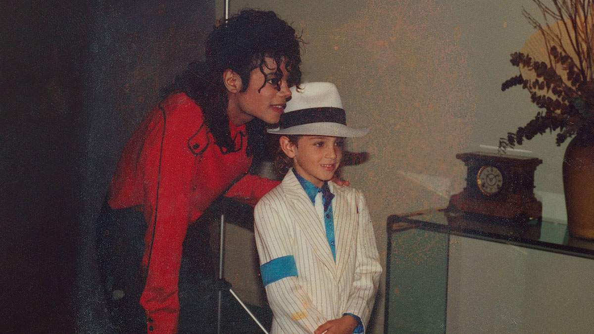 Michael Jackson and Wade Robson, Leaving Neverland