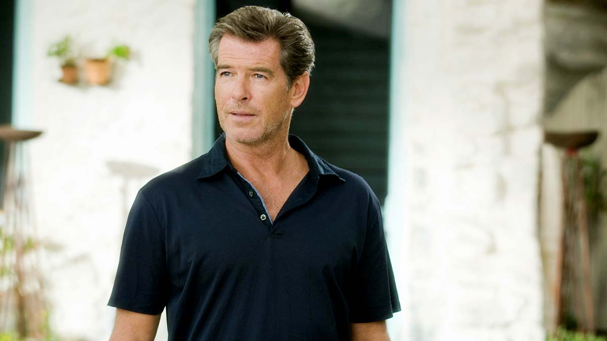 Pierce Brosnan in Mamma Mia!