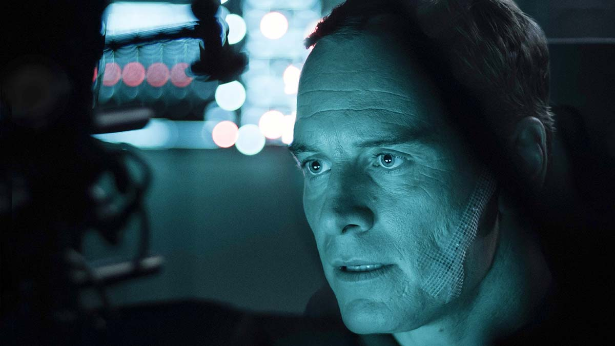 Michael Fassbender in Alien: Covenant