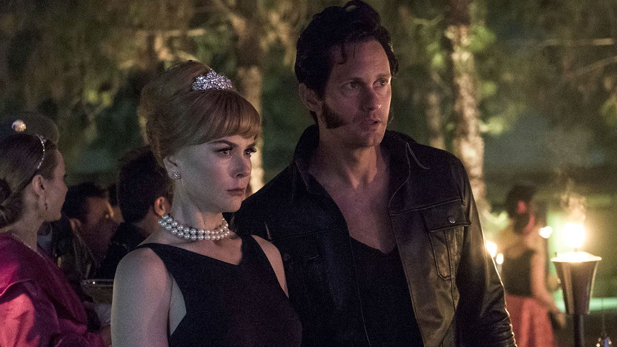 Little Big Lies stars Nicola Kidman and Alexander Skarsgård