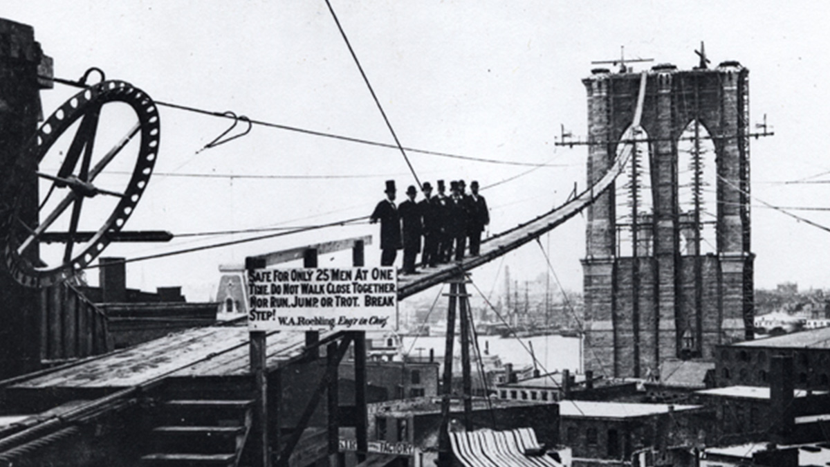 Documentary Brooklyn Bridge by Ken Burns