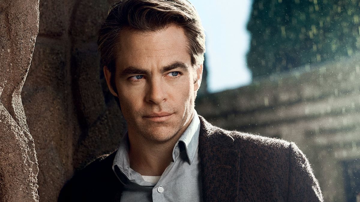 Chris Pine as Jay Singletary in I Am The Night