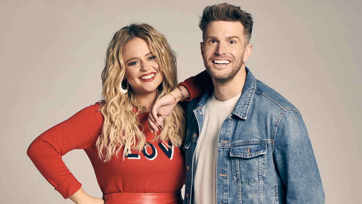 Singletown hosts Emily Atack and Joel Dommett