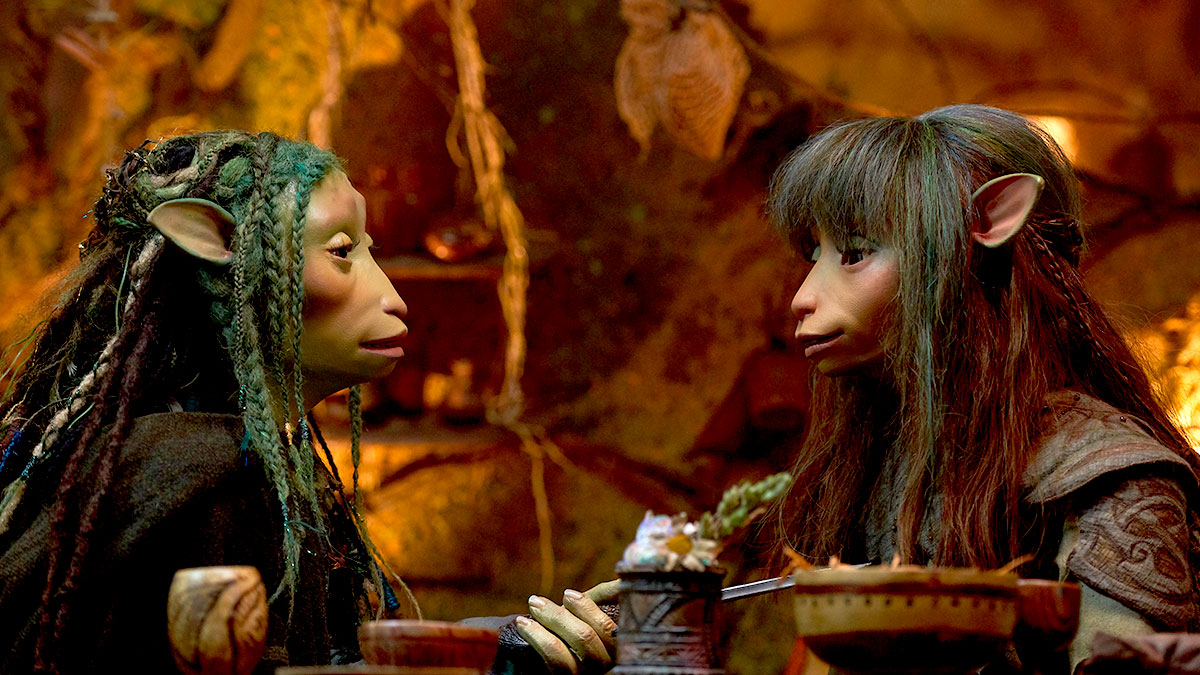 Gelflings in The Dark Crystal: Age Of Resistance