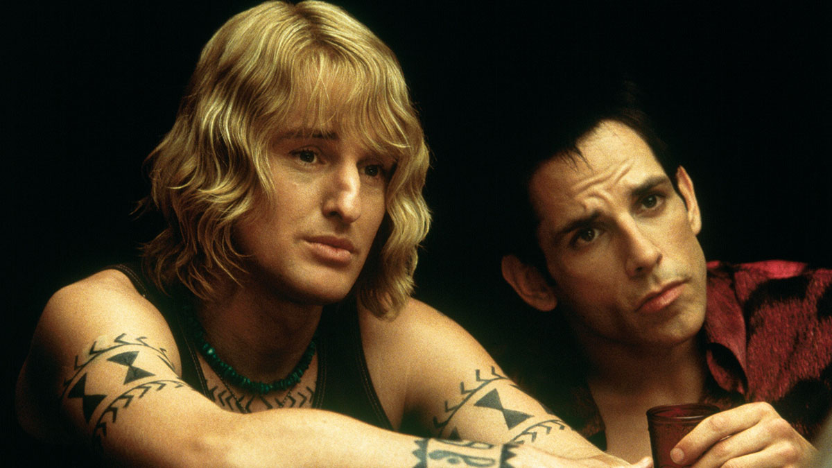 Owen Wilson and Ben Stiller in Zoolander