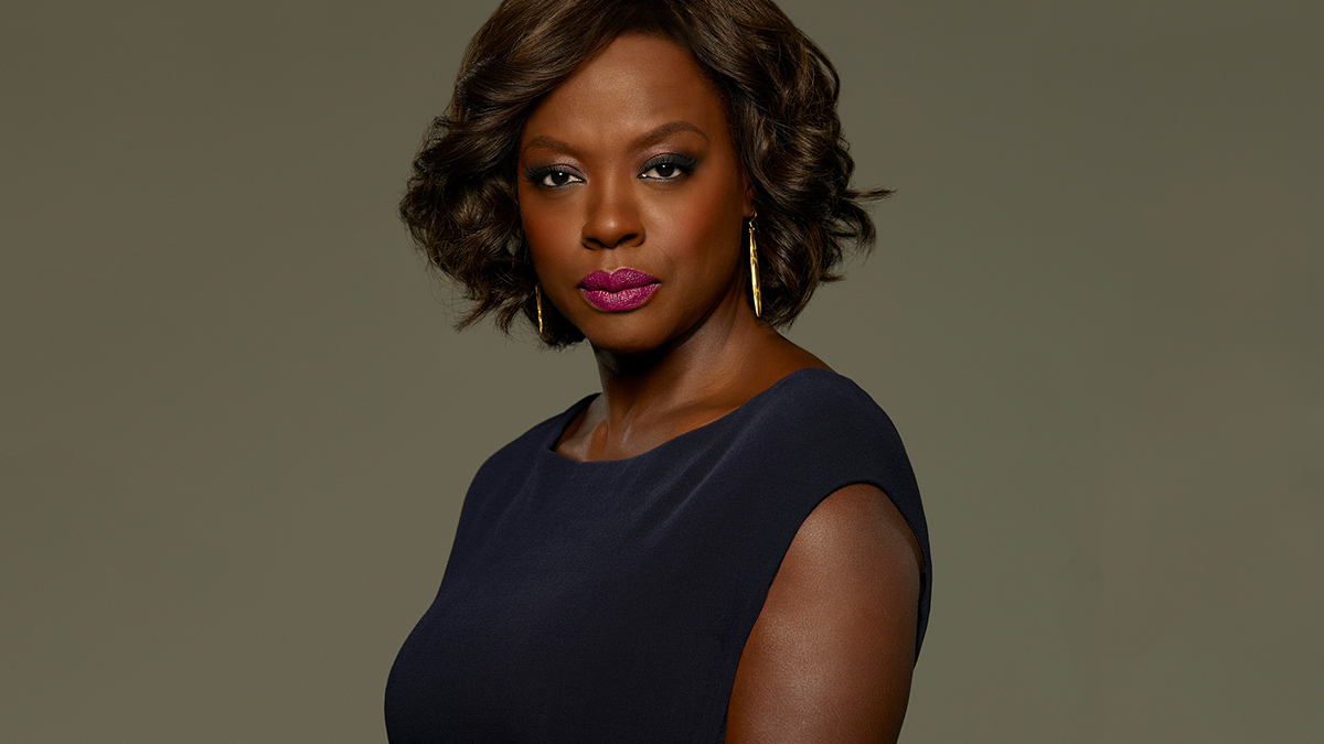 Viola Davis as Annalise Keating in How To Get Away With Murder