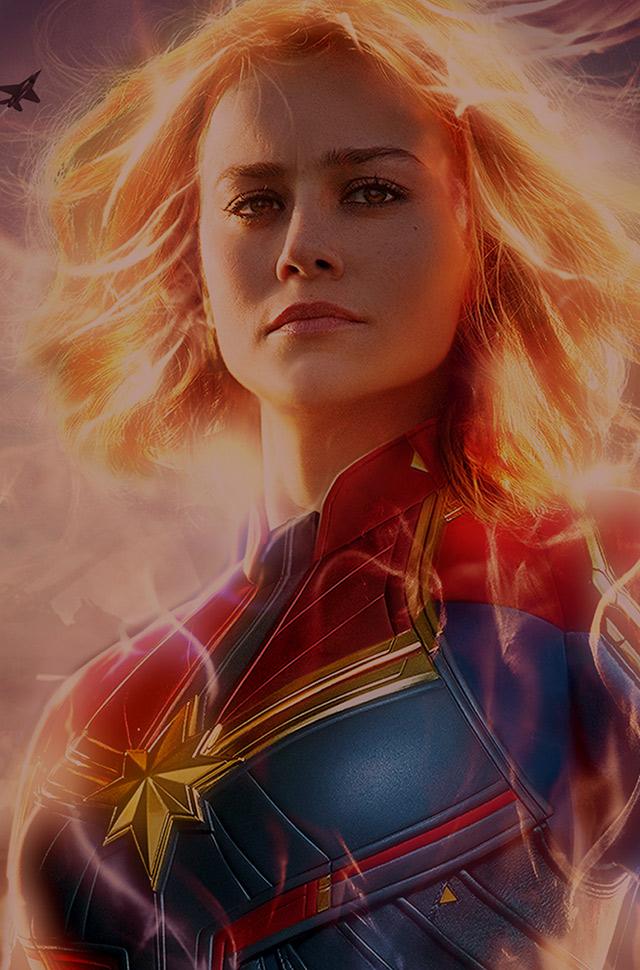 Captain Marvel Sky