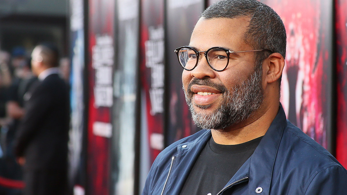 Comedian and director Jordan Peele