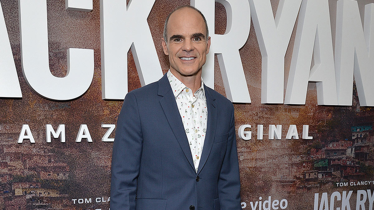 Michael Kelly as Mike November in Tom Clancy's Jack Ryan