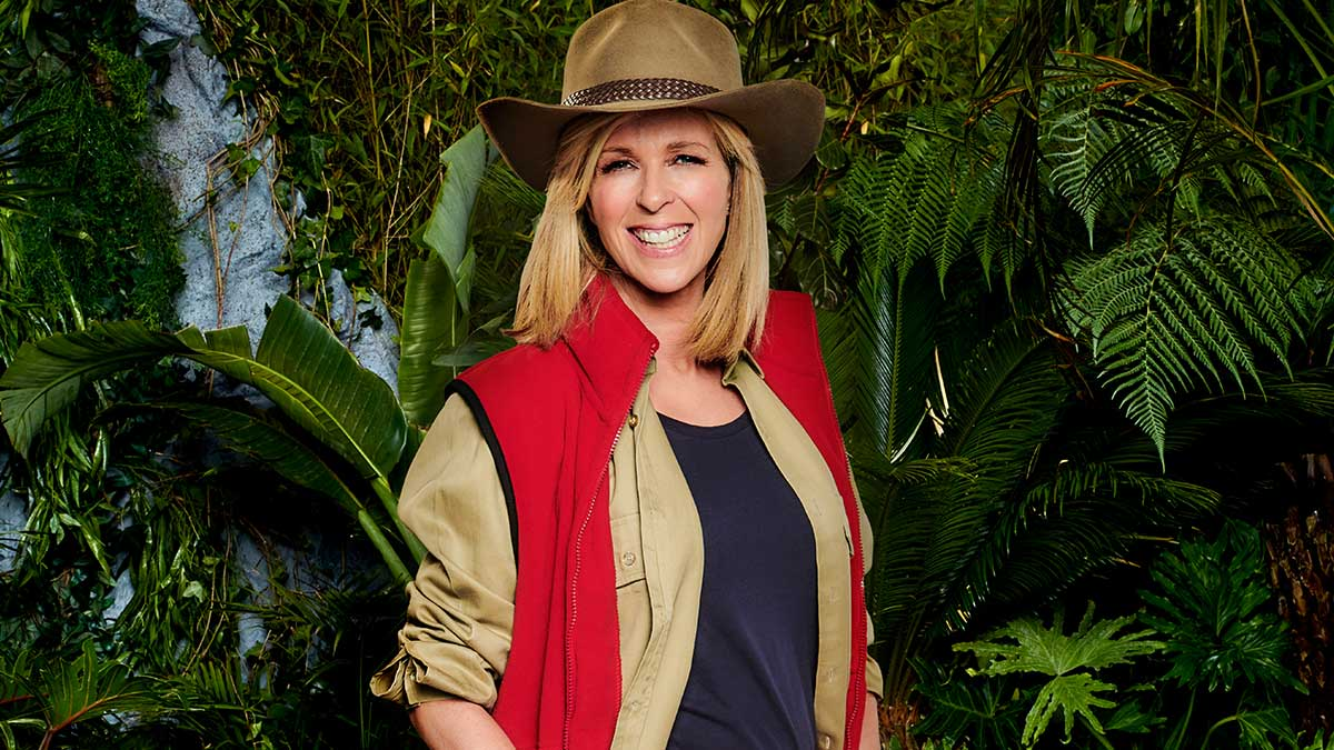 Kate Garraway in I'm A Celebrity Get Me Out Of Here