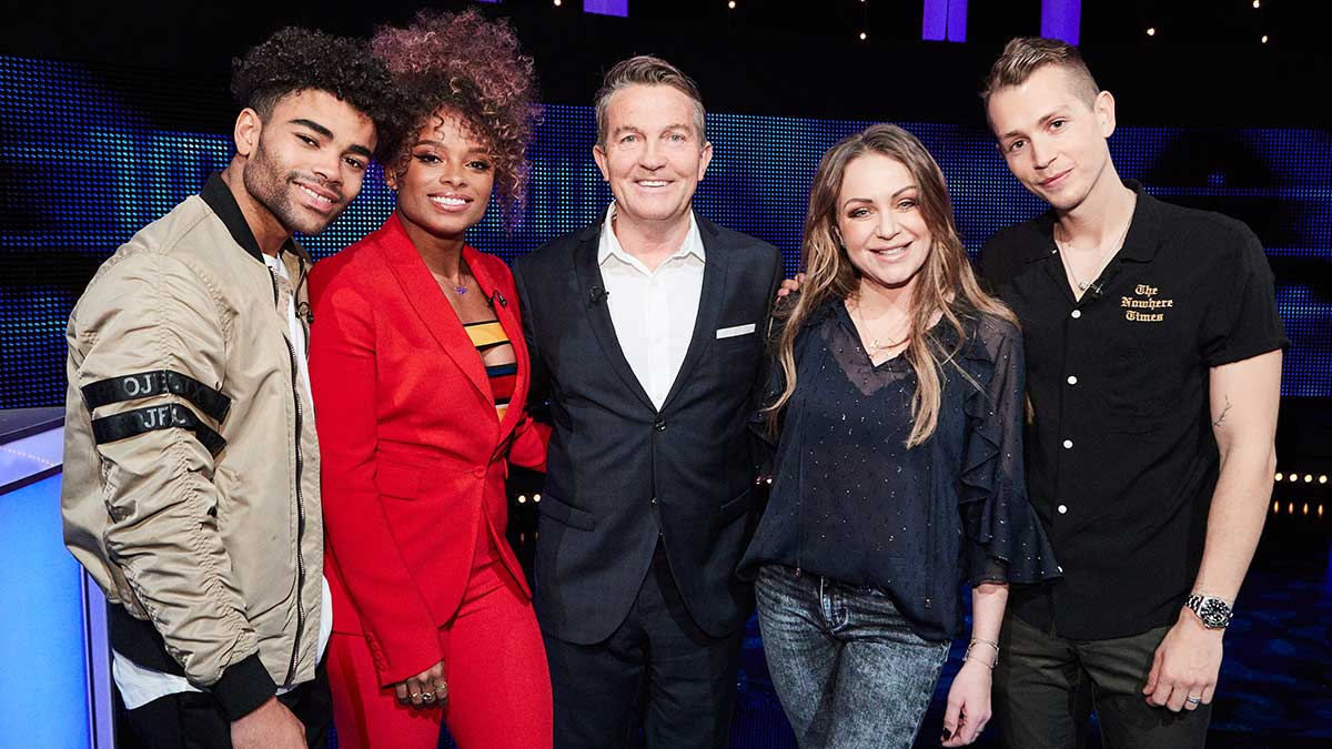 Bradley Walsh: The Chase Celebrity Special
