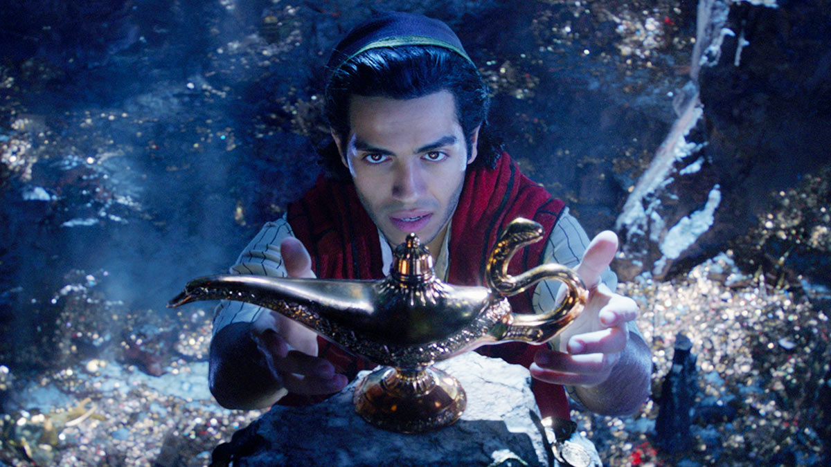 Disney's live-action Aladdin