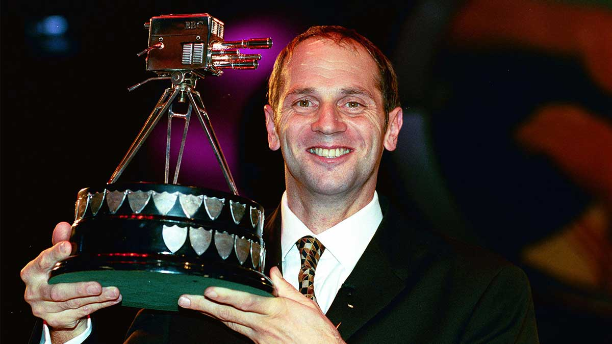 Steve Redgrave at BBC Sports Personality Of The Year 2000