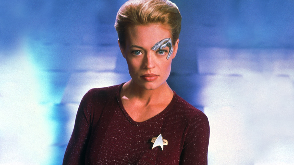 Jeri Ryan as Seven of Nine