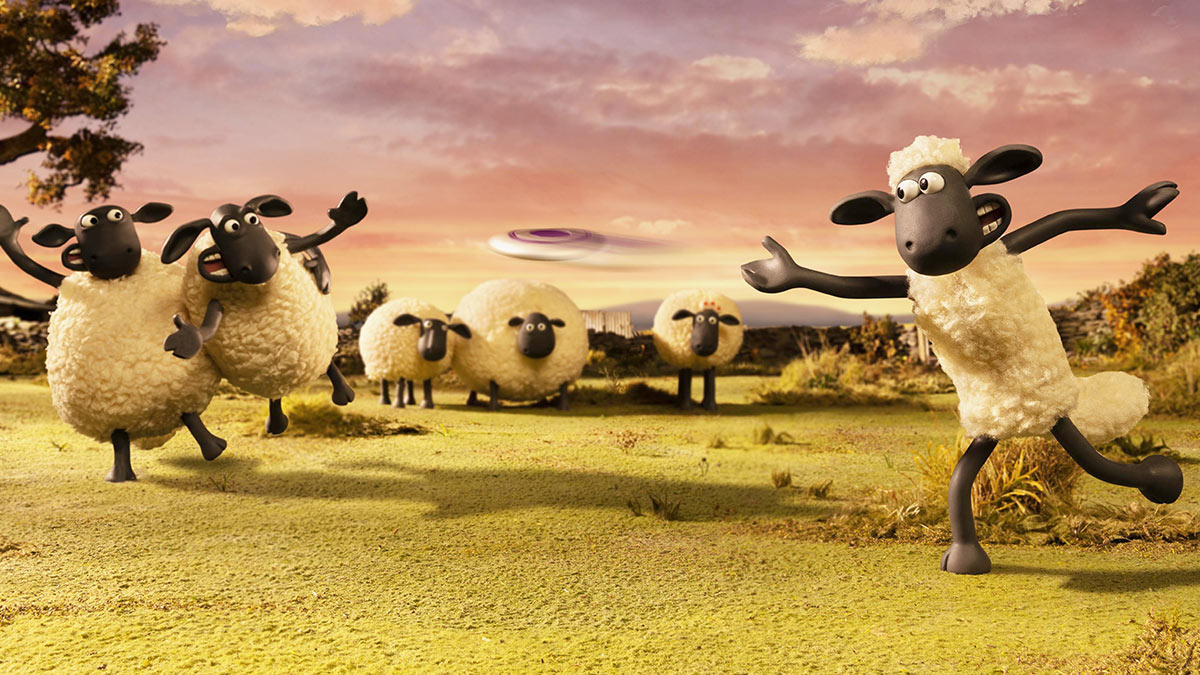 Still from A Shaun The Sheep Movie: Farmageddon