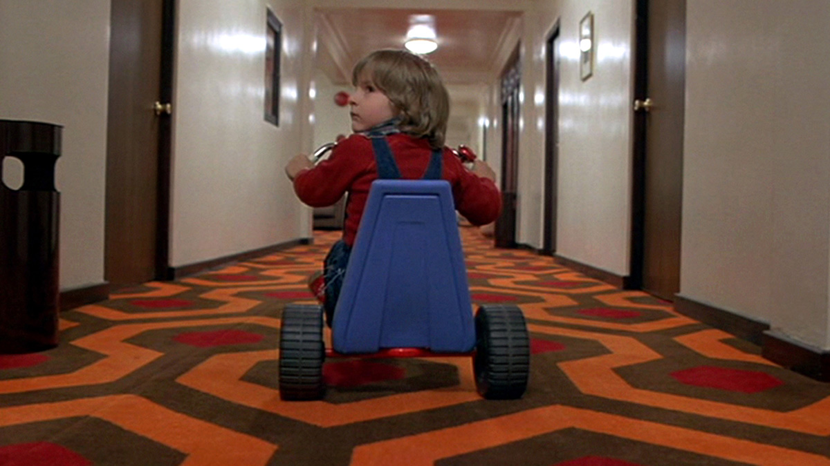 Still from Stanley Kubrick's The Shining