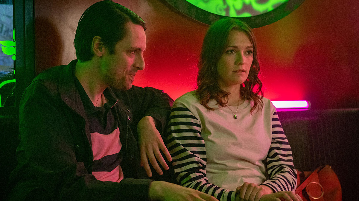 Al Roberts and Charlotte Ritchie in Feel Good