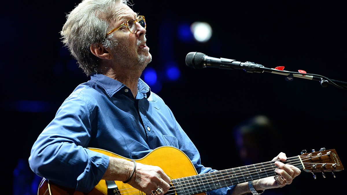Eric Clapton: Slowhand At 70