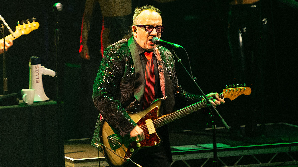 Elvis Costello: Detour Live At The Liverpool Philharmonic Hall