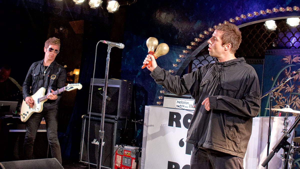 Liam Gallagher: Live In New York