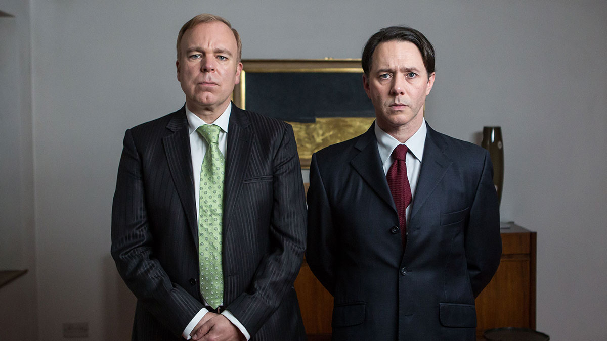 Steve Pemberton and Reece Shearsmith in Inside No. 9