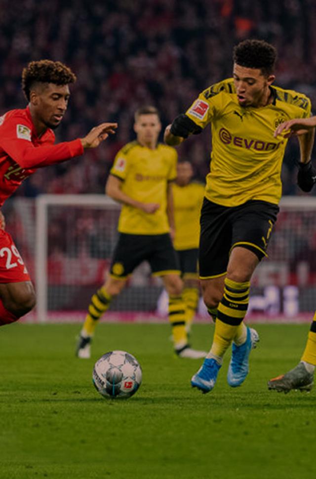 Watch Borussia Dortmund v Bayern Munich live on BT Sport ...