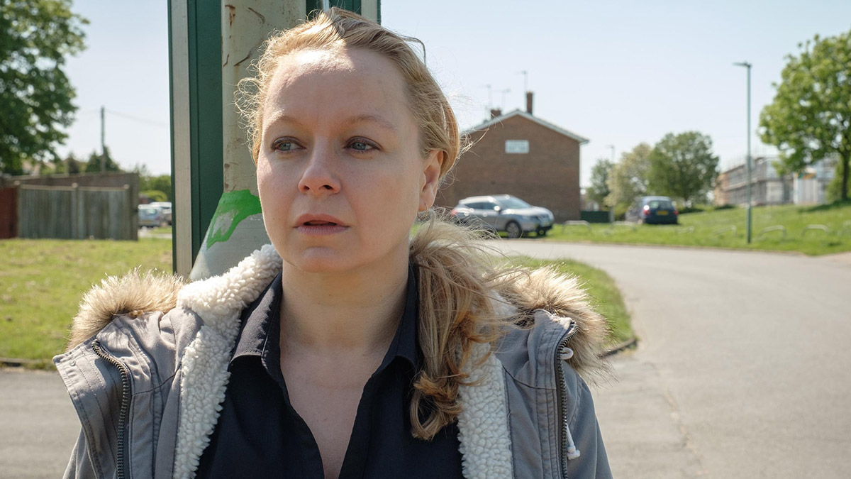 Samantha Morton in I Am Kirsty
