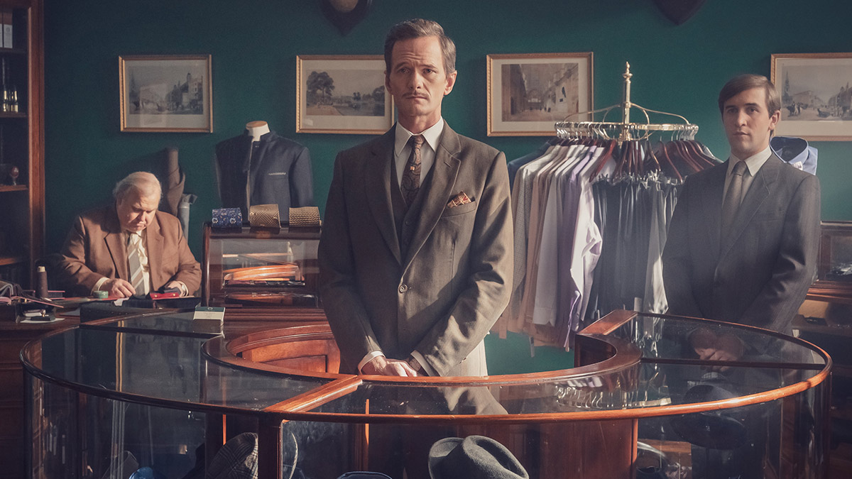 Neil Patrick Harris in It's A Sin on Channel 4