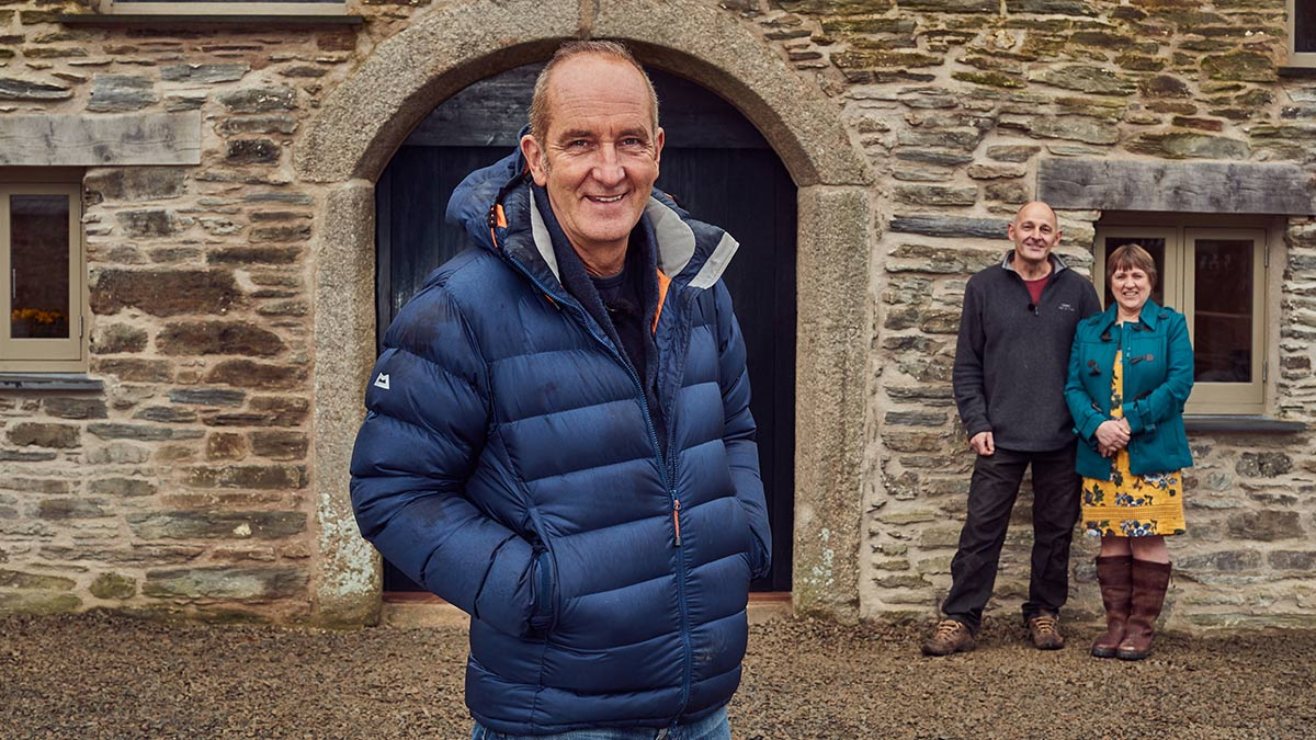 Grand Designs host Kevin McCloud