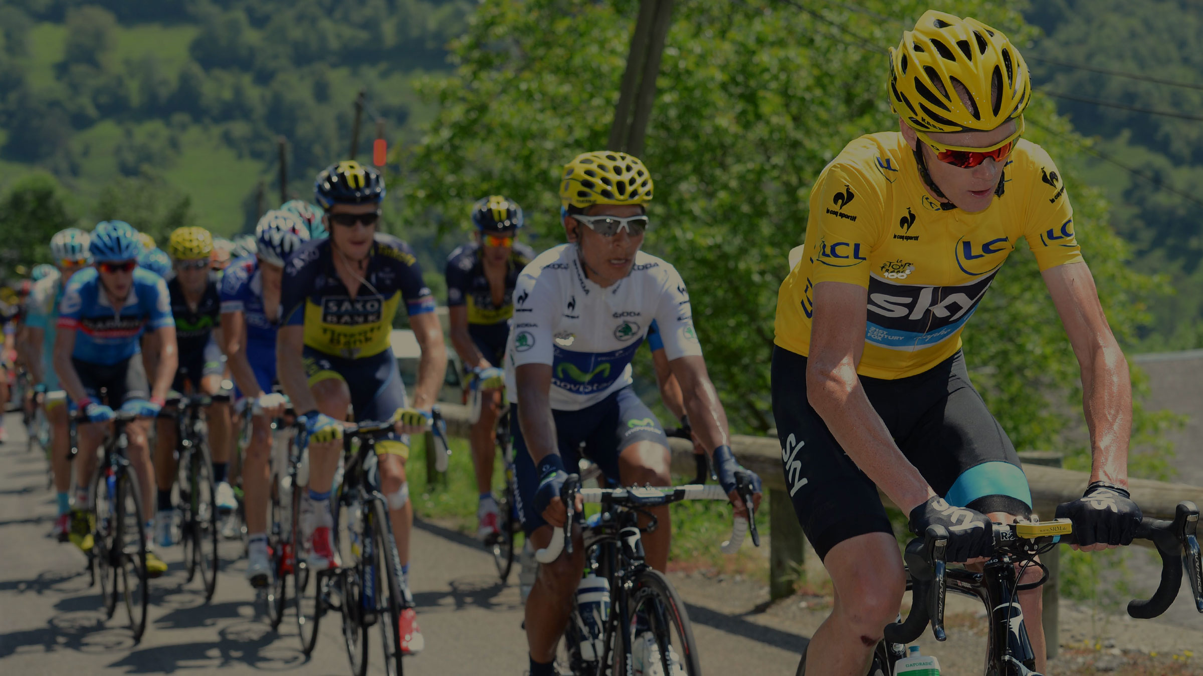 Is Chris Froome the UK's best cyclist?