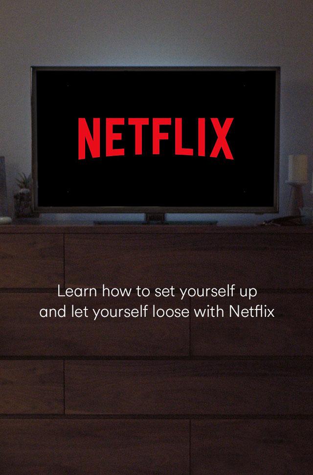 How to watch Netflix | Virgin Media