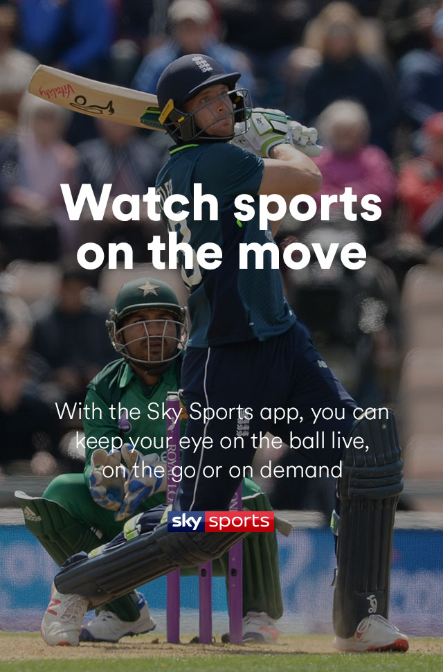 Your Sky Sports App | Virgin Media