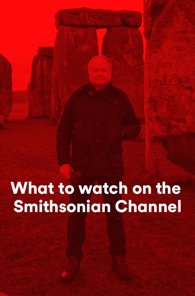 Your Smithsonian Channel guide   Virgin Media