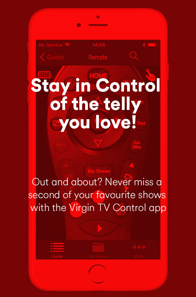 Download the Virgin TV Go app! | Virgin Media