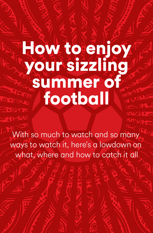 how to watch summer of football