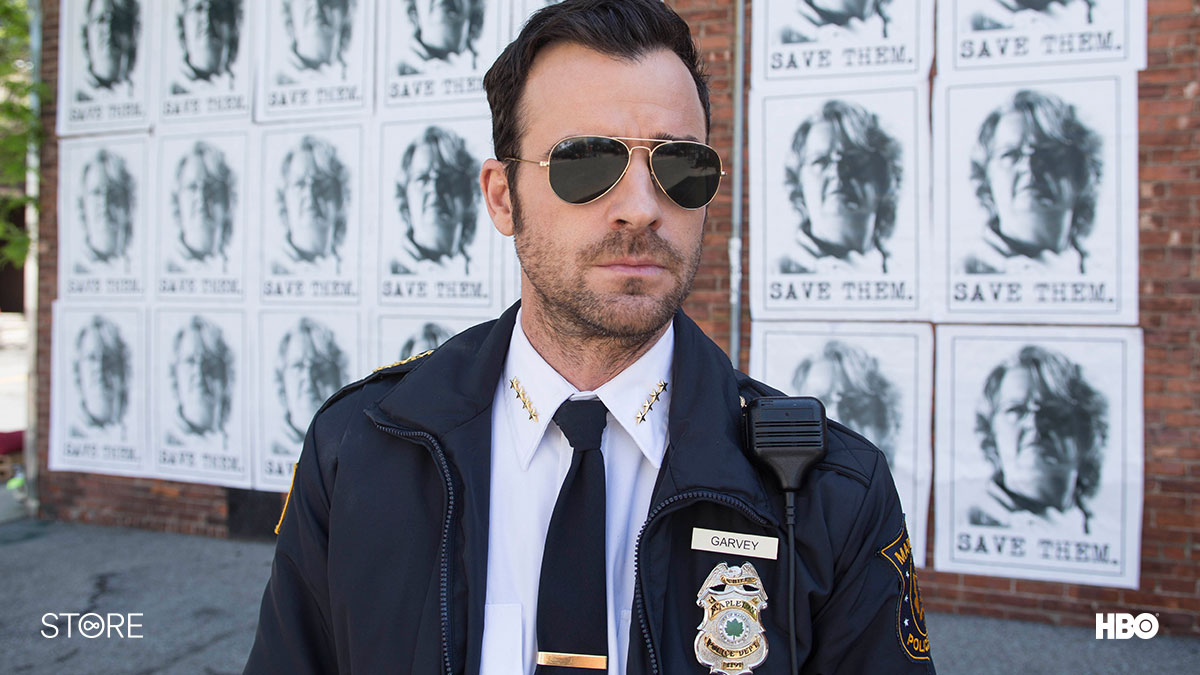 Justin Theroux in The Leftovers