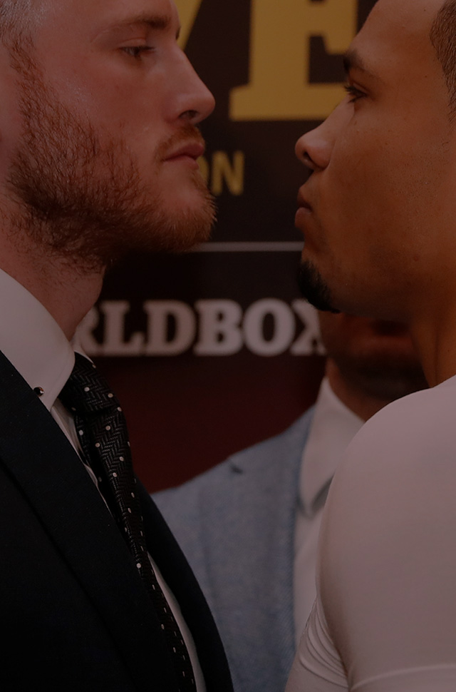 George Groves versus Chris Eubank Jr