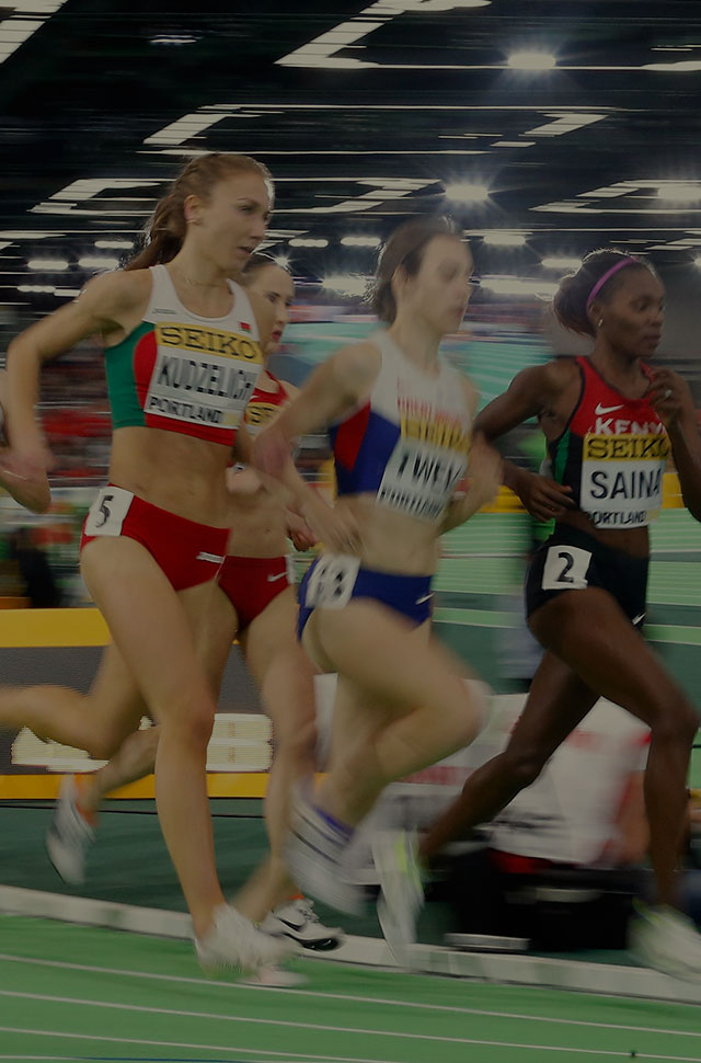 IAAF World Indoor Championship athletics