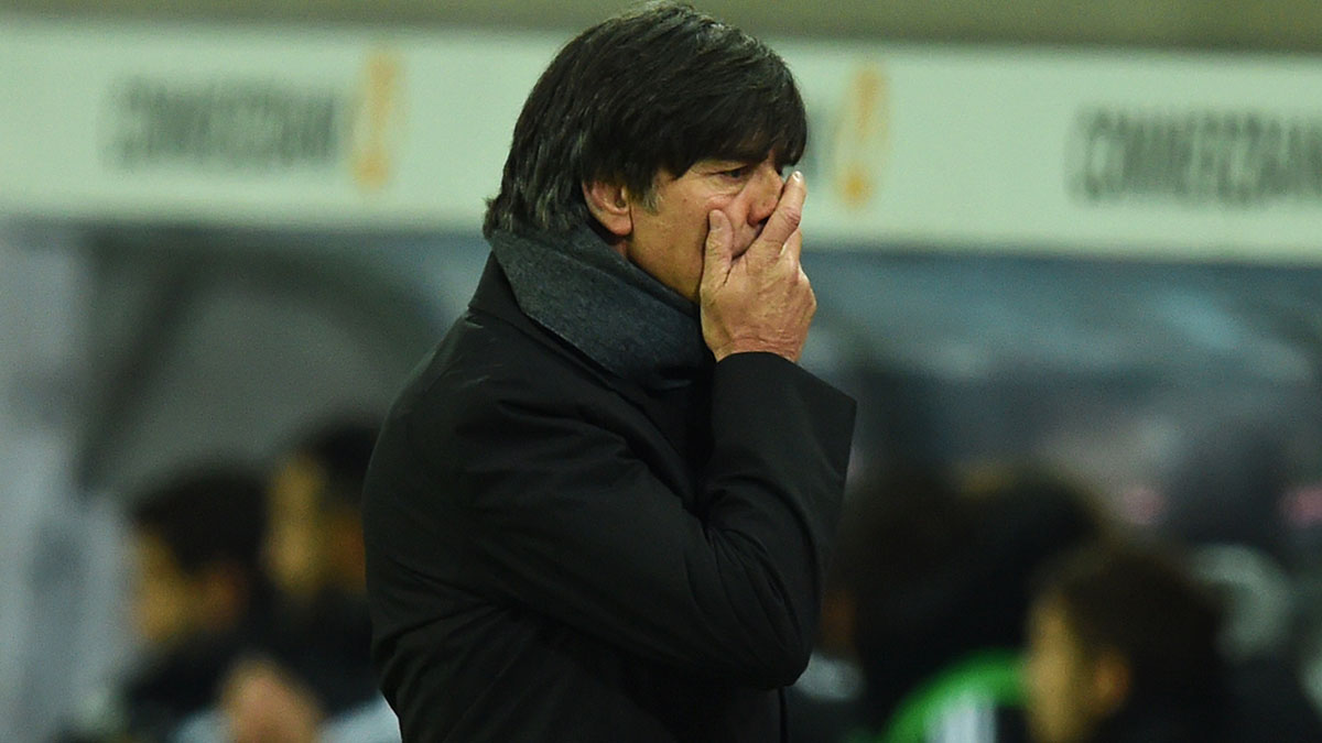 Germany manager Joachim Löw