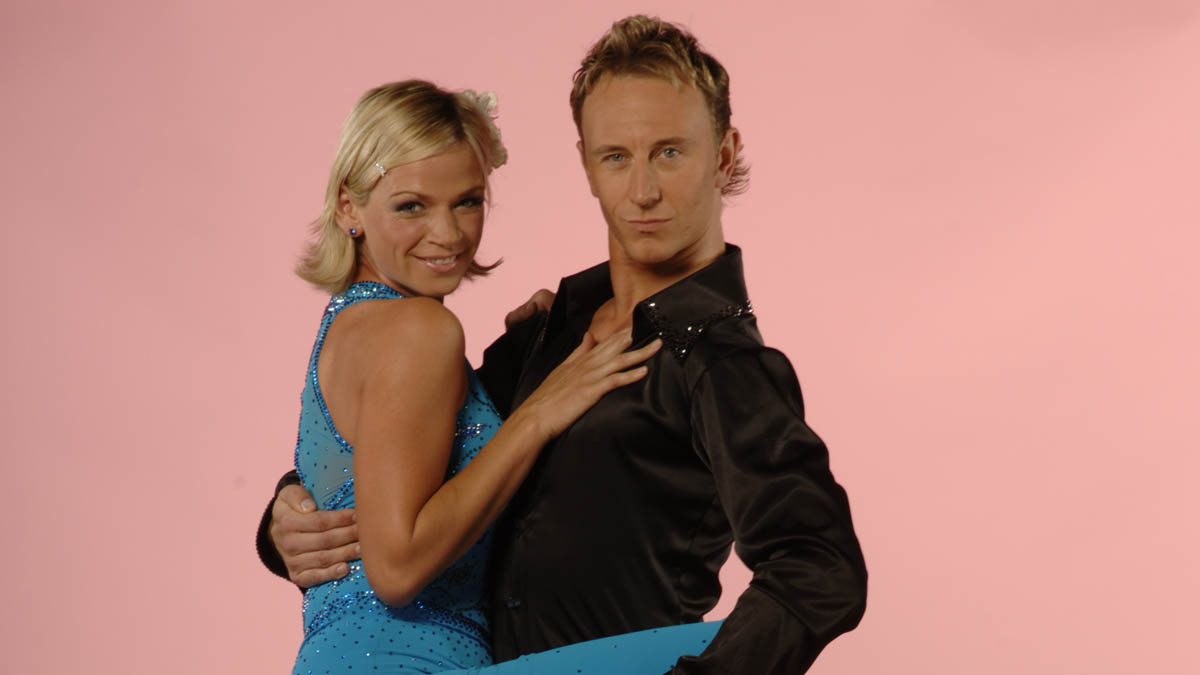 Zoe Ball Strictly