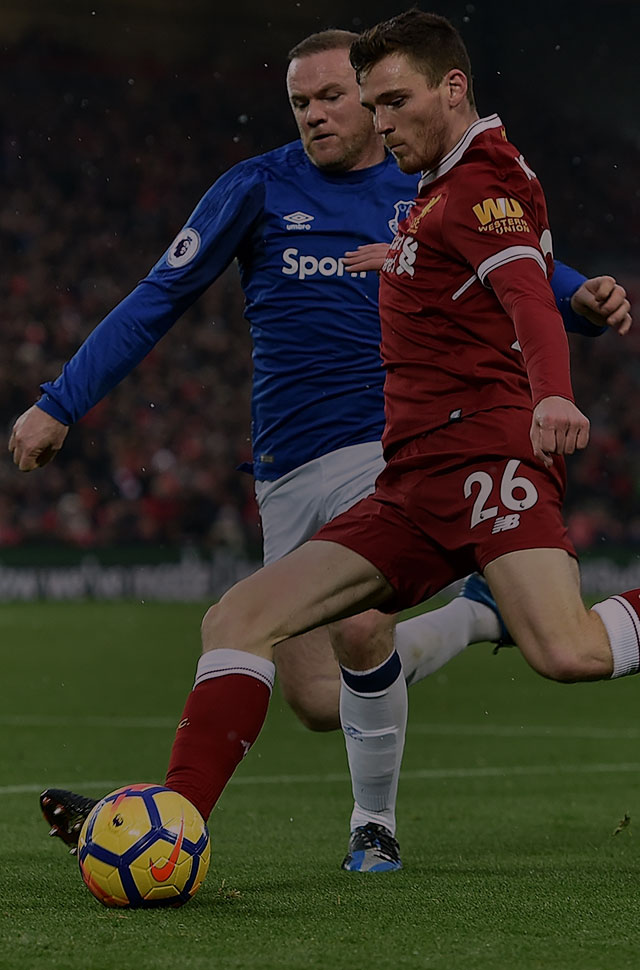 Merseyside derby time!