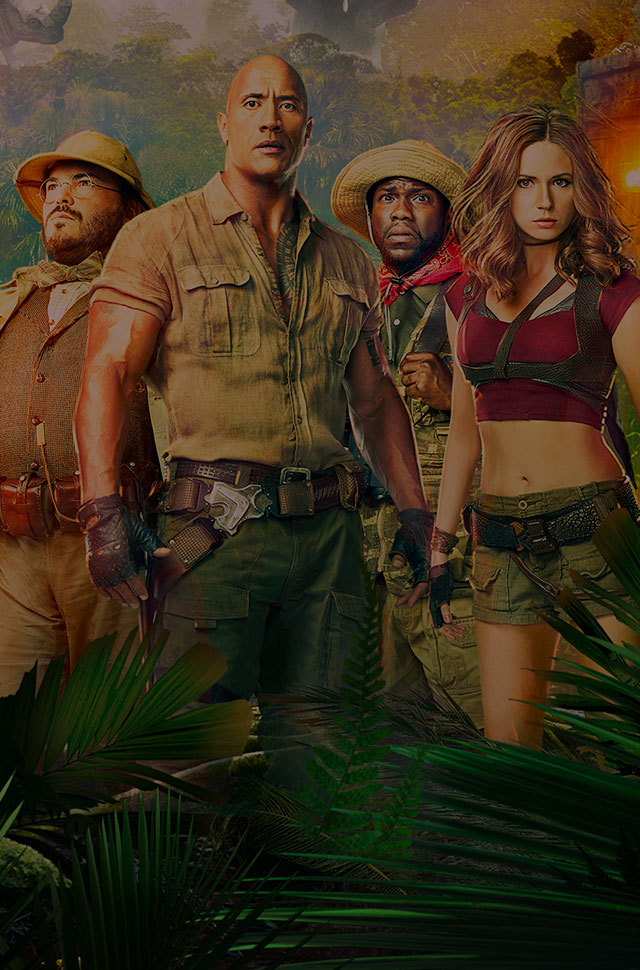 How Jumanji Welcome To The Jungle upped its game
